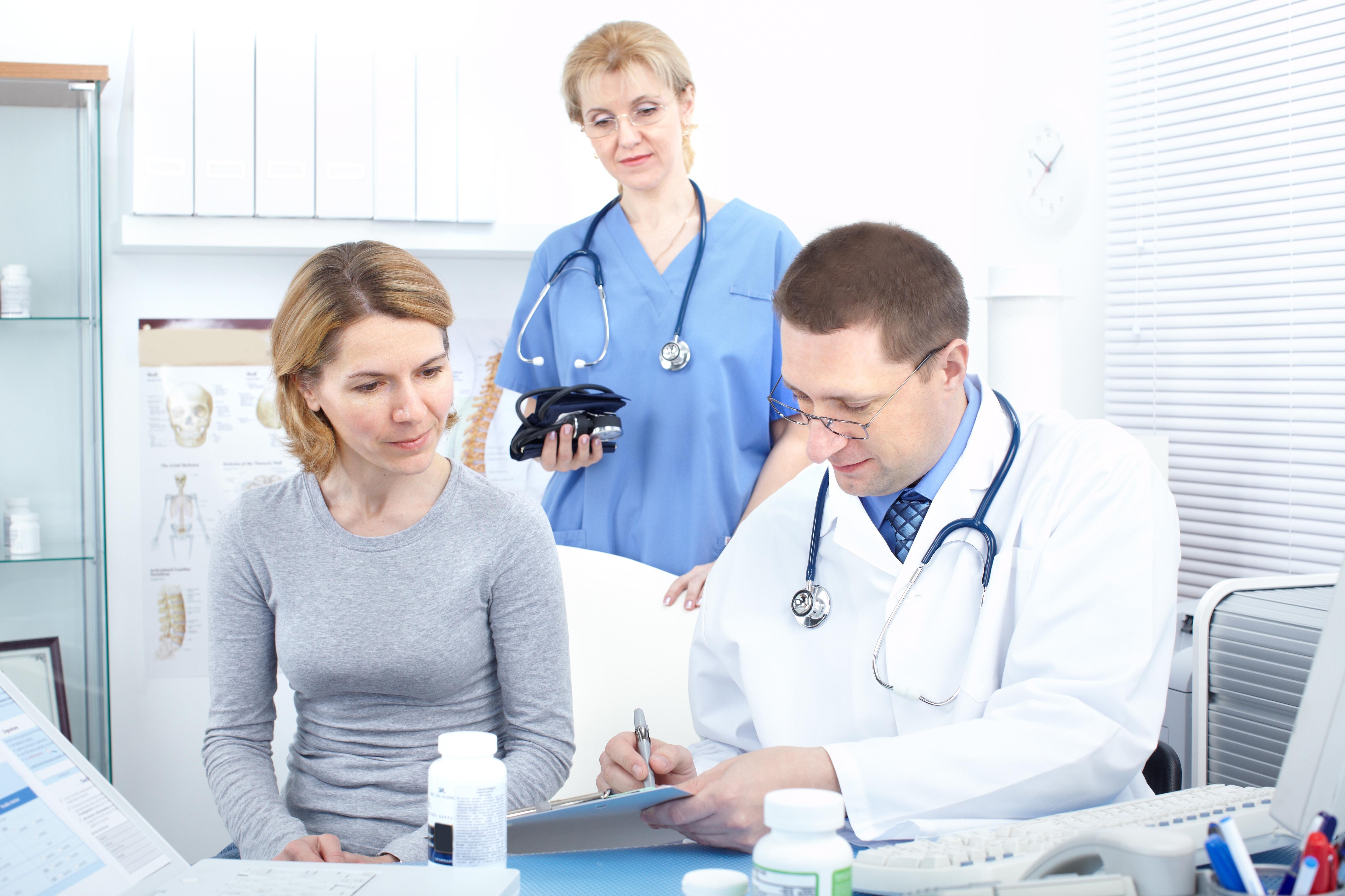 Смотреть нам приеме у врача 13 фотография